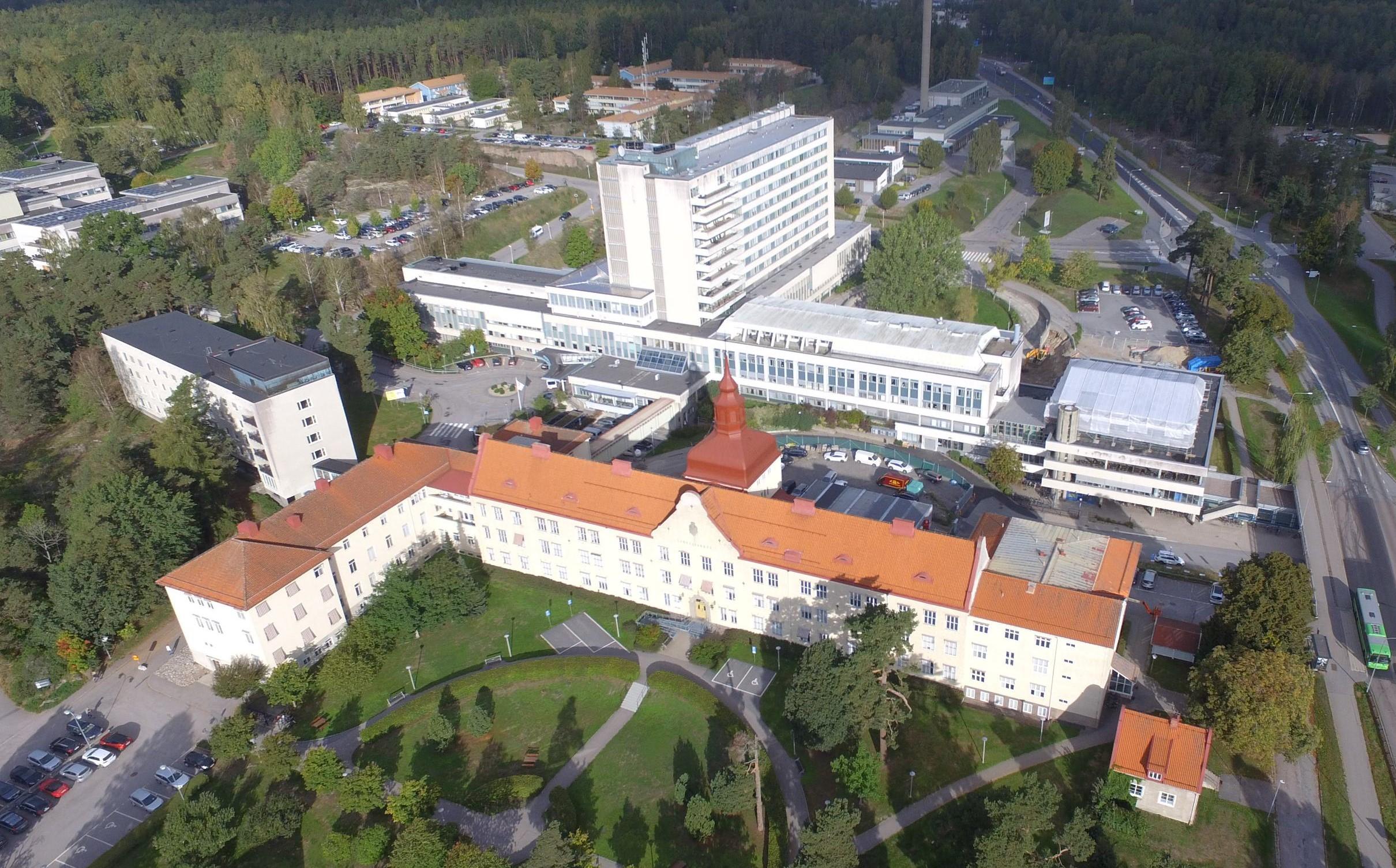 Sjukhus i Sörmland - Region Sörmland